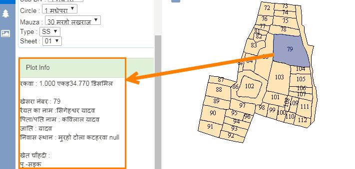 भू-नक्शा-बिहार