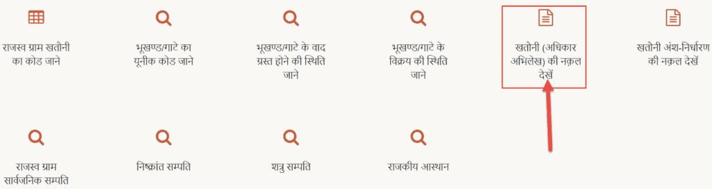 select-bhumi-jankari-option