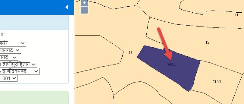 select-khasra-number